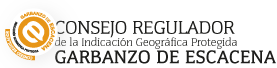 Garbanzo de Escacena Logo