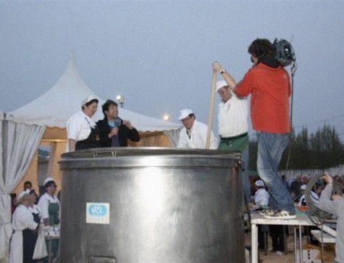 Jabugo prepara la décima edición del mayor cocido del mundo