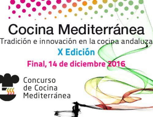 La IGP Garbanzo de Escacena, protagonista en la X edición del Concurso de Cocina Mediterránea de Málaga